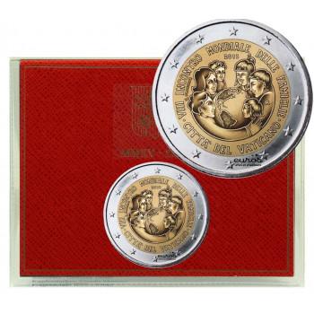 2 euros Vatican 2015 BU -...