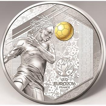 10 euros France 2016 Argent...