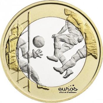 5 euros Finlande 2016 - Le Football - 8/9