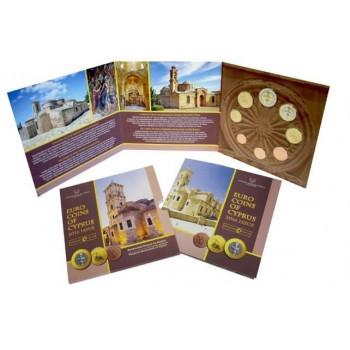 Set BU Chypre 2016 - Série 1 cent à 2 euros BU