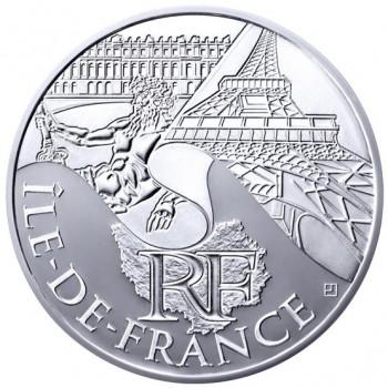 10 euros des régions 2011 -...