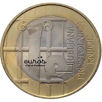 3 euros SLOVENIE 2010 -...