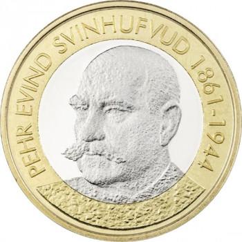 5 euros Finlande 2016 -...