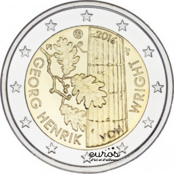 2 euros Finlande 2016 -...
