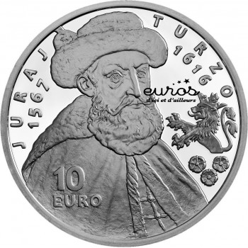 10 euros Slovaquie 2016 -...