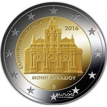 2 euros Grèce 2016 - Le...