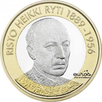 5 euros Finlande 2017 -...