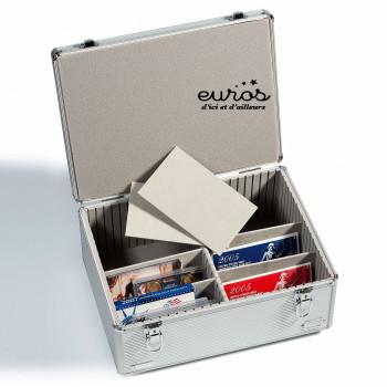 Valisette Numismatique Cargo Multi XL pour séries de pièces ou cartes postales