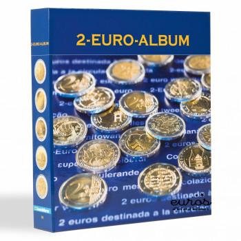 Album NUMIS pour pièces de 2 euros commémoratives de l'année 2016 - Tome 6 - LEUCHTTURM