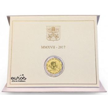 2 euros commémorative VATICAN 2017 - 1950ème anniversaire du Martyre de St Pierre et Saint Paul
