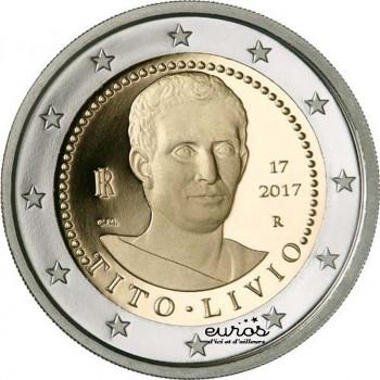 2 euros ITALIE 2017 - Tito...