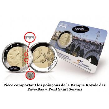 Coincard 2 euros BU commune...