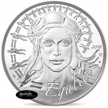 Pièce 20 euros FRANCE 2018 - Marianne - Argent 900/1000