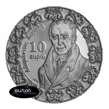 10 euros GRECE 2018 -...