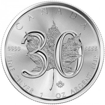 CANADA 2018 - Maple Leaf  -...