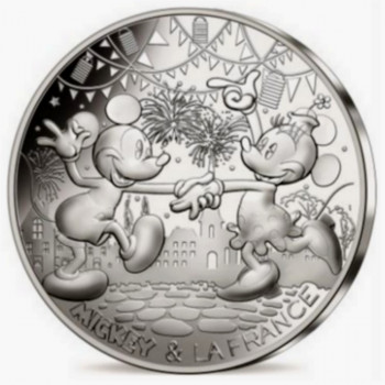 Pièce 50 euros FRANCE 2018...