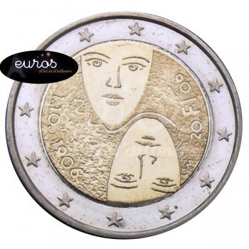 2 euros FINLANDE 2006 -Réforme Parlementaire