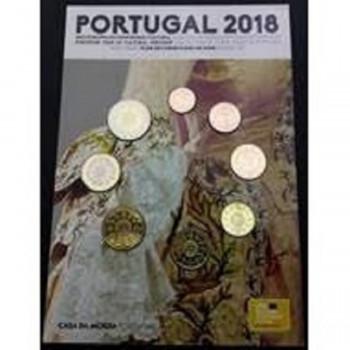 Série Fleur de Coin PORTUGAL 2018