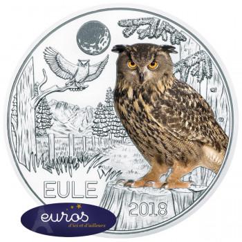 3 euros Autriche 2018 - Le...