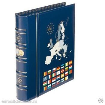 Reliure Euro Classic et son étui - OPTIMA - LEUCHTTURM