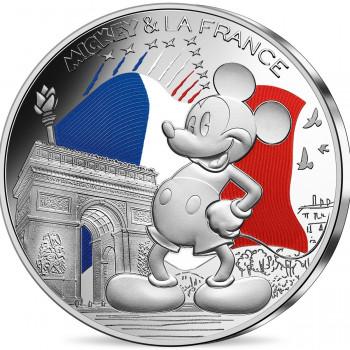 50 euros colorisée FRANCE...