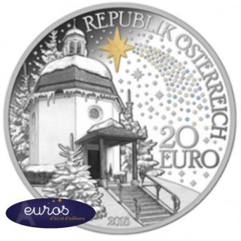 20 euros AUTRICHE 2018 -...