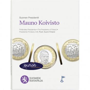5 euros FINLANDE 2018 -...