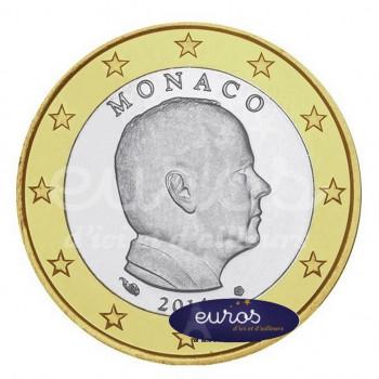 1 euro MONACO 2018 - Albert II