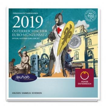 Set BU AUTRICHE 2019 - 825ème anniversaire de la Banque Autrichienne