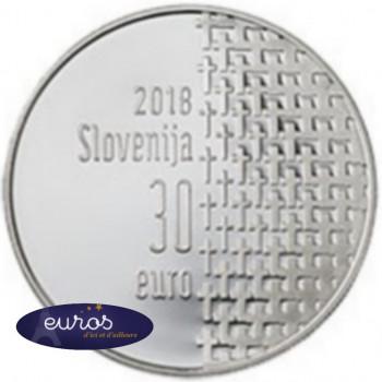 30 euros  SLOVENIE 2018 en...