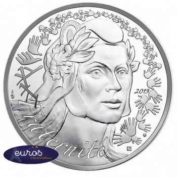 20 euros FRANCE 2019 - Marianne - Argent 900‰