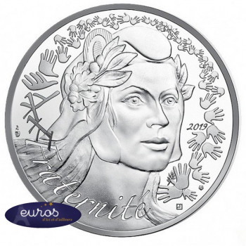 20 euros FRANCE 2019 -...