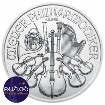 AUTRICHE 2019 - Orchestre Philarmonique de Vienne - 1 once argent - Bullion
