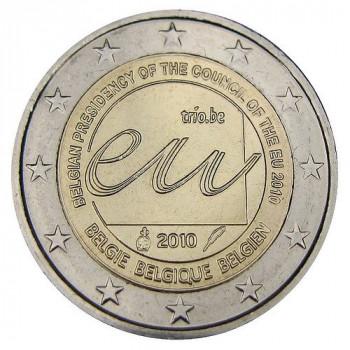 2 euros Belgique 2010