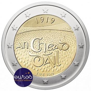 2 euros commémorative IRLANDE 2019 - Dáil Éireann - UNC