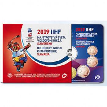 Set BU SLOVAQUIE 2019 - Championnat du Monde de Hockey - Brillant Universel