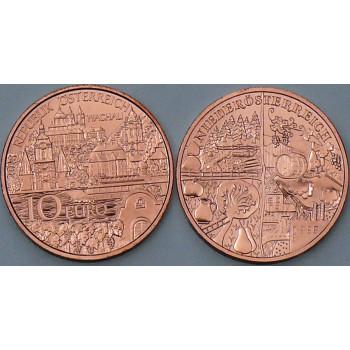 10 euros Autriche 2013 Basse Autriche