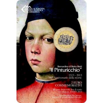 2 euros Saint Marin 2013 Pinturicchio