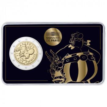 Coincard 2 euros commémorative FRANCE 2019 - Astérix - Brillant Universel