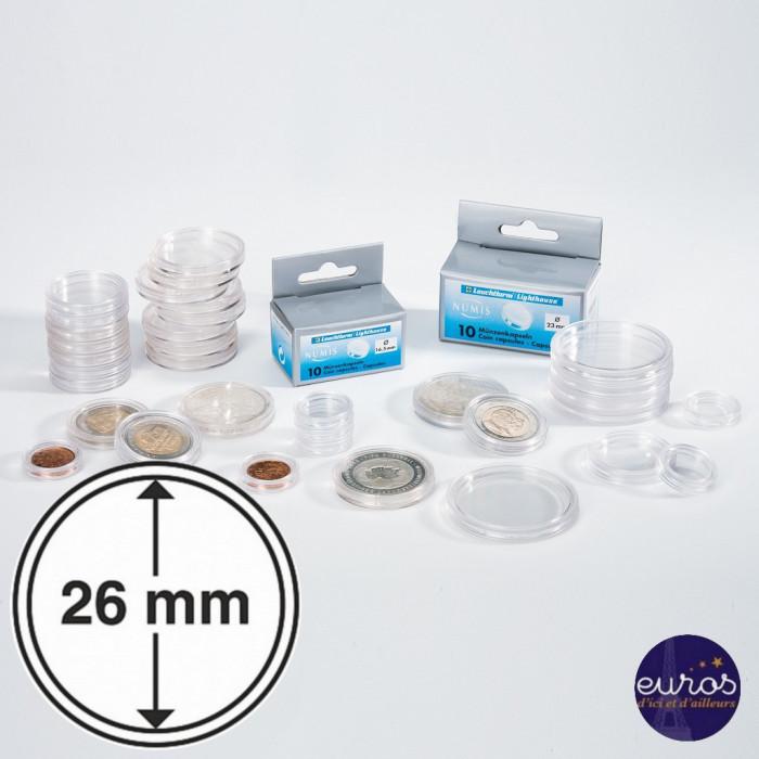 https://www.eurosnumismate.com/3278-thickbox_default/lot-de-100-capsules-pour-pieces-de-2-euros-leuchtturm-313851.jpg