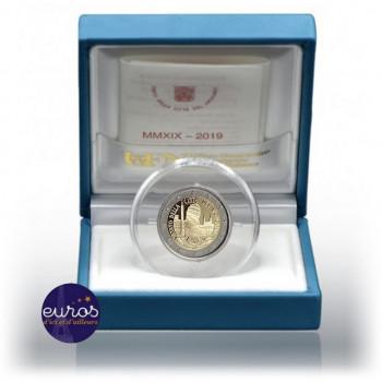 2 euros commémorative VATICAN 2019 - 90 ans de la Cité du Vatican - Belle Epreuve