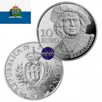 10 euros SAINT MARIN 2019 -...