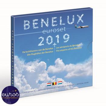 Set BU Benelux 2019 - Aéroports du Benelux - Brillant Universel