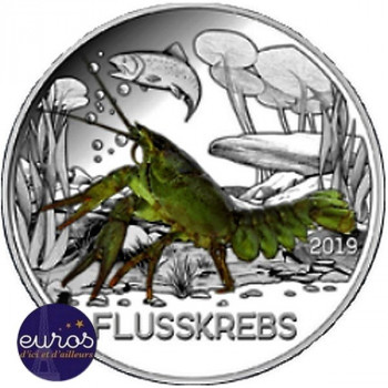 3 euros Autriche 2019 -...