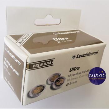 Capsules rondes ULTRA x 10 - Diamètre au choix - LEUCHTTURM