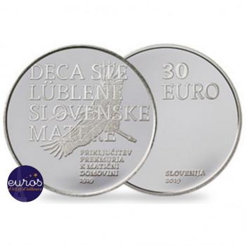 30 euros SLOVENIE 2019 en...
