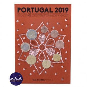 Set Fleur de Coin PORTUGAL...