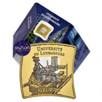 2,5 euros LUXEMBOURG 2019 - Université du Luxembourg