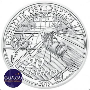 20 euros AUTRICHE 2019 -...