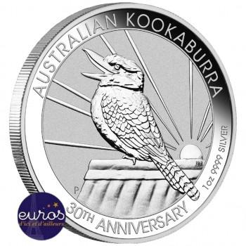 AUSTRALIE 2020 - 1$ AUD - Kookaburra - 1oz  argent 999,99‰ - Bullion coin